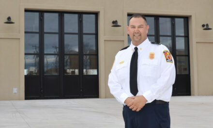 Belen fire chief retires with fond memories, passion