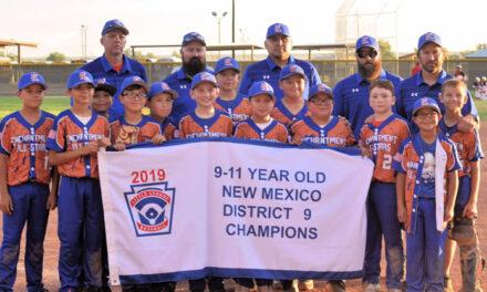 Enchantment Little League wins district championship; loses at state tourney