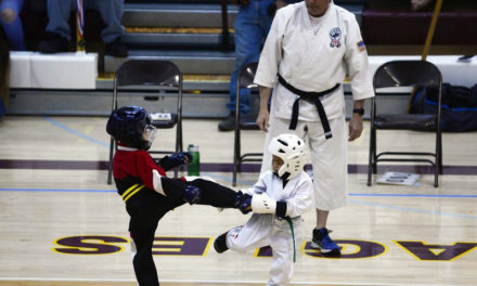 Long Archuleta Karate Championships