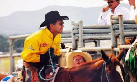 Casper Baca, rodeo legend, dies