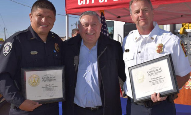 First Responders Recognition day