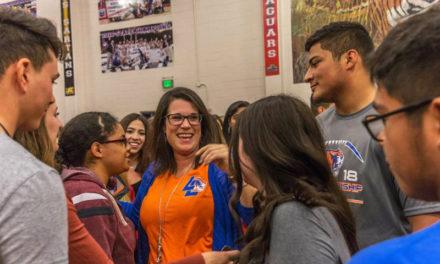LLHS teacher wins Milken Educator Award