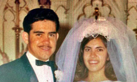 Cordovas celebrate 50th wedding anniversary