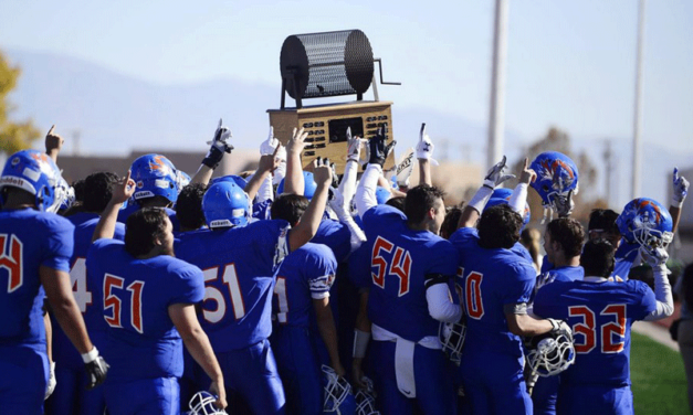 Los Lunas blows out Belen to win district crown, third straight meeting