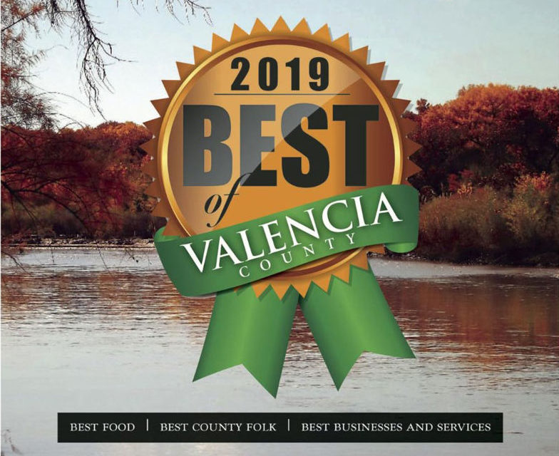 2019 Best of Valencia County