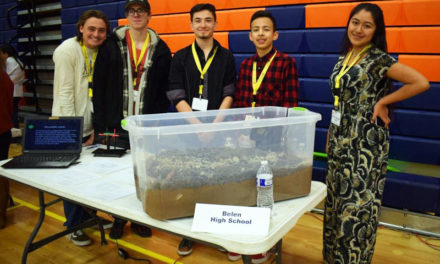 BHS team wins at first Governor's STEM Challenge