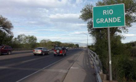 River bridge project begins