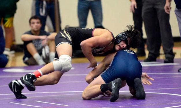Wrestling: Tigers finish second at Joe Vivian Classic