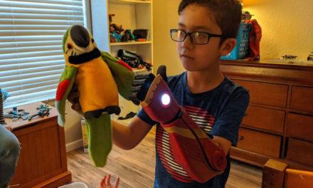 La Vida Bionic Boy