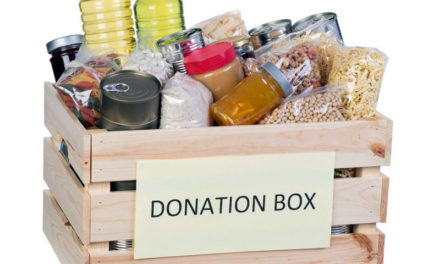 Local group helps feed students in food scarcity