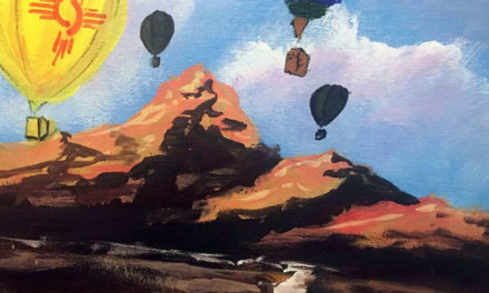 Winners of Student Juried Art Show featured at the Los Lunas Museum of Heritage and Arts
