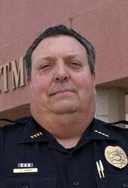 Belen Police Chief James Harris