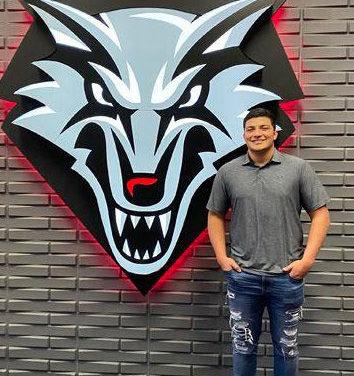 LLHS' Bryce Santana commits to UNM Football