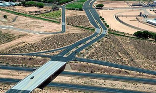 Construction of Interstate 25 interchange to begin