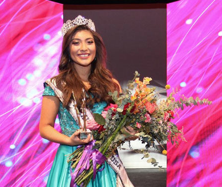 Miss New Mexico Teen USA Isabella Bizzell