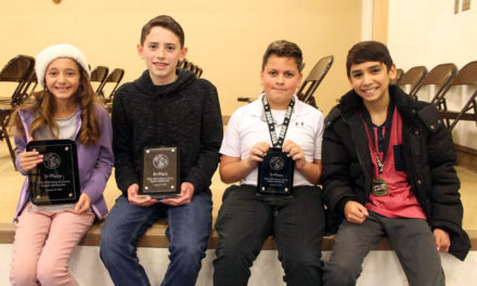 Sundance Elementary student wins county spelling bee