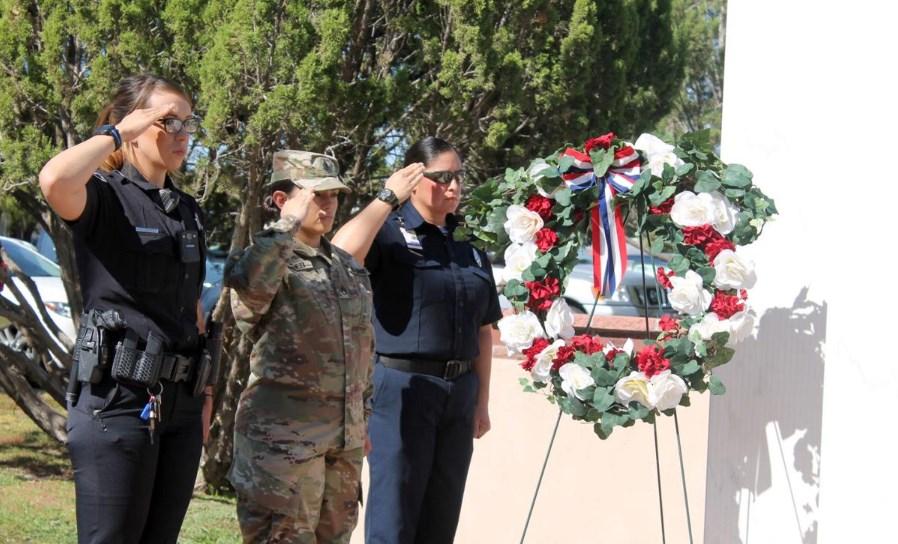 9 11 memorial ceremony.