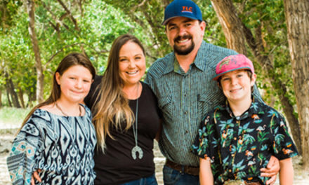 Cowboy Country: A family who plays & works together, stays together