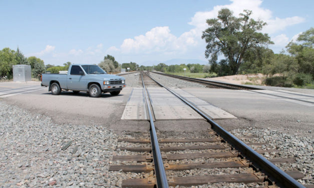 Public meeting for the proposed Jarales Road and railroad bridge