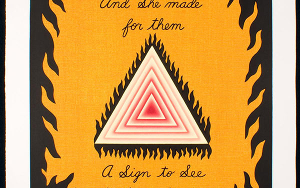 Jordan Schnitzer Family Foundation acquires  print archive of artist Judy Chicago
