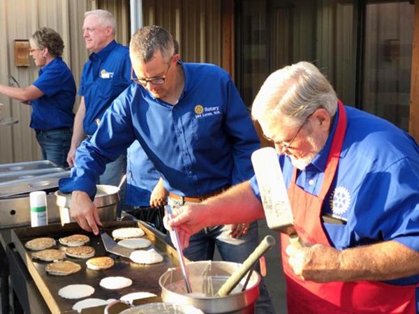 Pancake fundraiser canceled