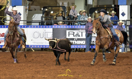 Peralta teen part of team roping duo that wins at National High School Rodeo