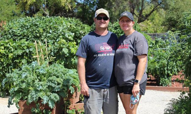 Auge yard chosen as  August 'Garden of Week'