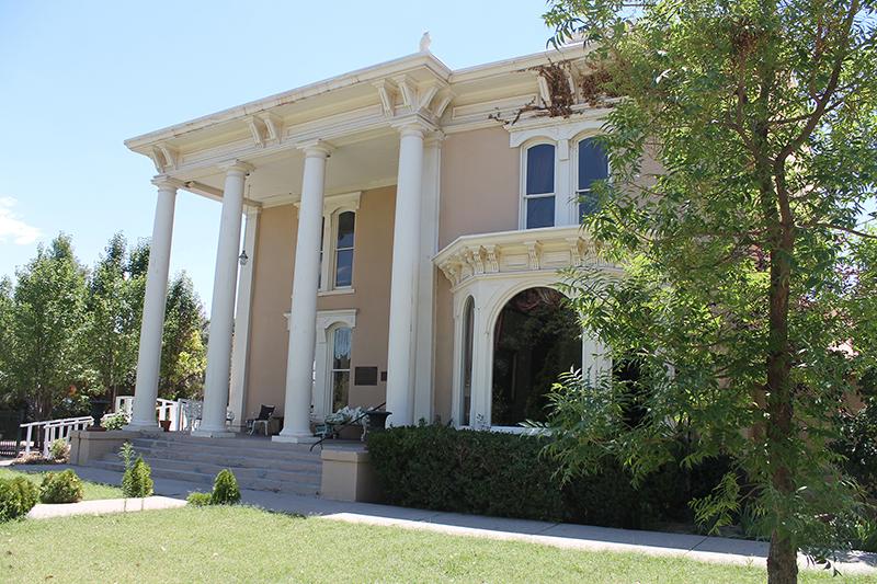 The Luna Mansion:  A treasured history in Valencia County (Part I)
