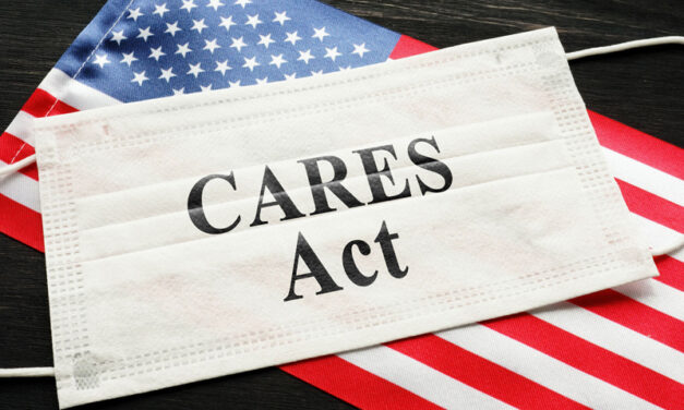 Businesses receive CARES Act grants