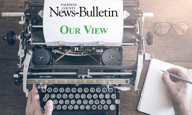 OUR VIEW: For the betterment of the community