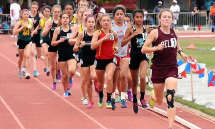 BHS Grad Arena Lewis excels in running and life