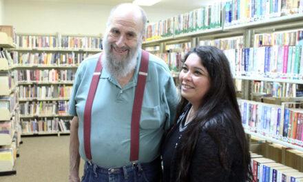 Amanda Carrasco: Bosque Farms librarian, mother & crafter