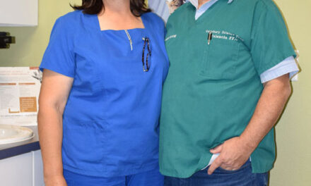 New Adventure: Los Lunas veterinarian, Jerald Cosper, sells animal hospital; moving to Montana