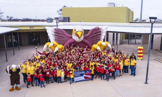 Gil Sanchez Elementary named Blue Ribbon School