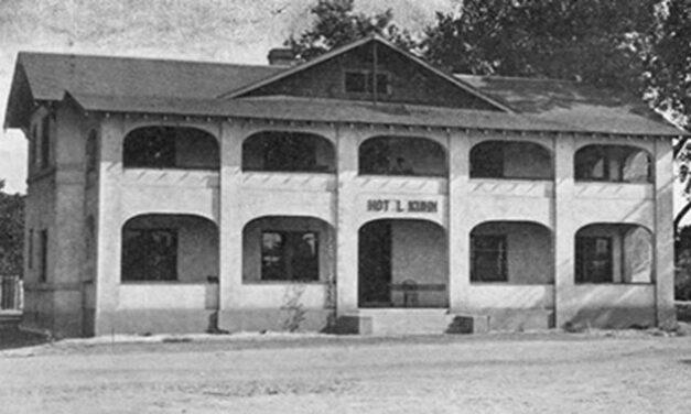 La Historia del Rio Abajo The Kuhn Hotel: An Endangered Historic Property