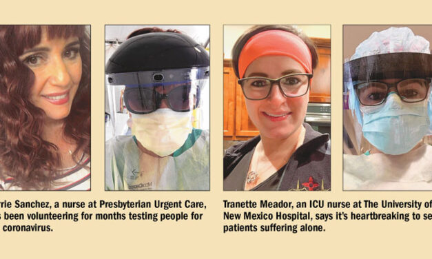 Local nurses devote their time, hearts during COVID-19 pandemic