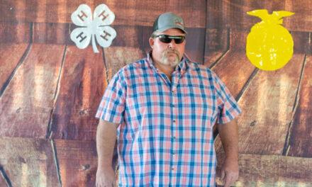 Valencia County Fair Board President