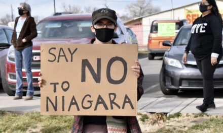 Niagara pulls its request for more water