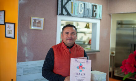 Oasis Cafe opens second location in Belen