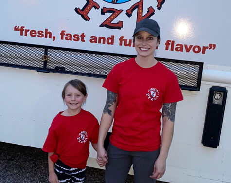 Parker's Pizza food truck offers a variety of pies and more
