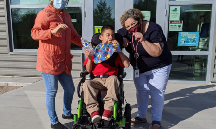 Special education teacher is making a much-needed difference