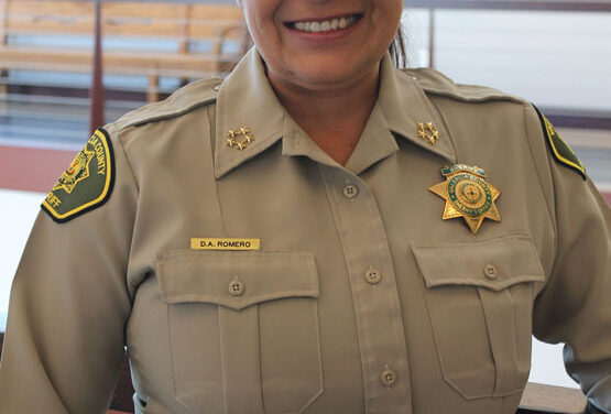 Valencia County Sheriff Denise Vigil changes party affiliation from Democrat to Republican