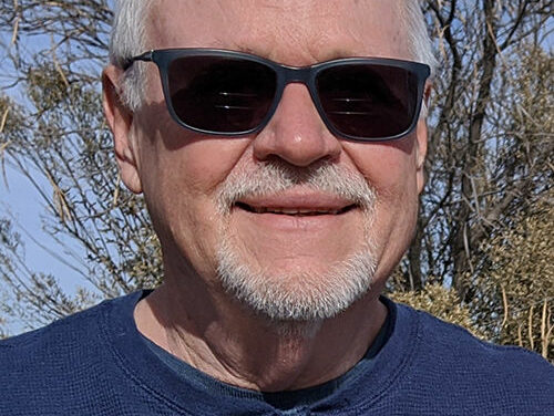 Ted Hodoba retires as manager of Whitfield Wildlife Conservation Area