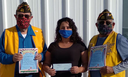 VFW Food/Personal Hygiene Drive continues