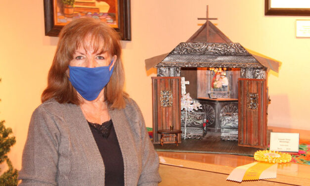 Local artists featured in art show