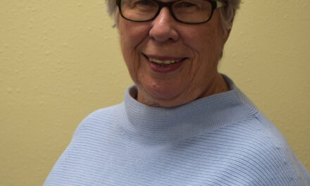 Asked & Answered: Peggy Gutjahr, mayor pro tem in Rio Communities, always wanted to be a nurse