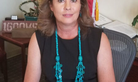 Diane M. Vallejos: Belen Consolidated Schools superintendent; life-long runner and Mickey Mouse collector