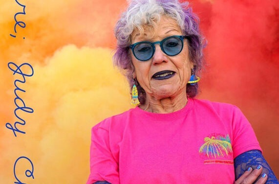 """Through the Flower Art Space exhibition """"On Fire: Judy Chicago Fireworks with Photographs by Donald Woodman"""