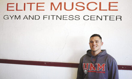 Personal trainer advises eating healthy and exercise go hand in hand