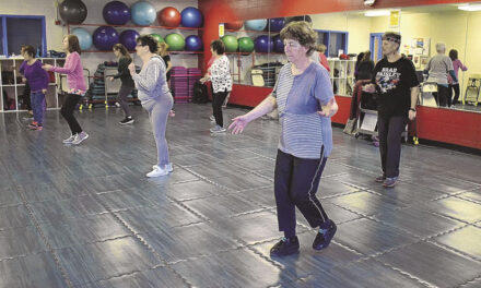 Seniors get active and healthy with EnhanceFitness
